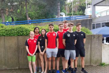 Wasserfreunde schwimmen im Bergischen Land – 7. Internationale Stadtwerkecup des TSV Solingen