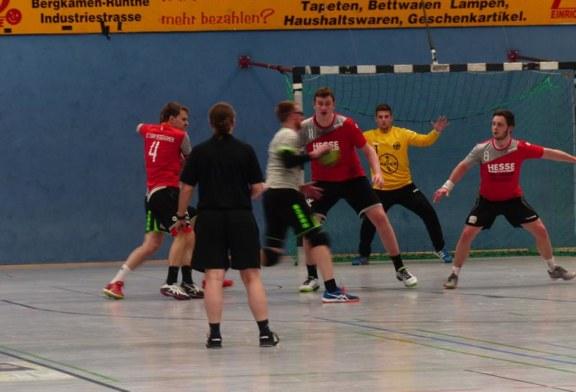 Handball-Bezirksliga: Dellwig mit dem Auswärtssieg in Ahlen gerettet