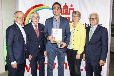 """Dickes Dankeschön"" für Ehrenamtspreisträger Marc Lapcevic"