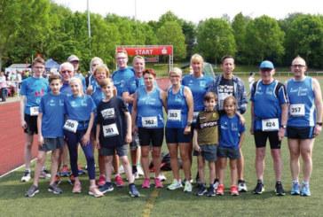 Lauf Team Unna auf vorderen Plätzen beim Buchenwaldlauf