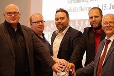 Wilhelm Barnhusen bleibt Präsident beim Handball Verband Westfalen