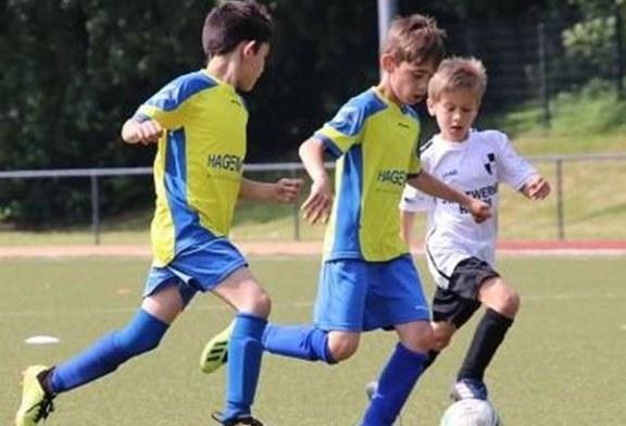 Rund 150 Mannschaften beim 1. HAGEMO-Cup des Kamener SC