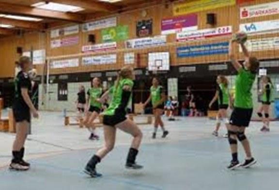 Beim 35. Internationalen Jugendturnier der Volleyballabteilung des SuS Oberaden rund 700 Teilnehmer im Einsatz