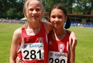 Rot-Weiß Unna-Athletinnen erneut auf Erfolgskurs