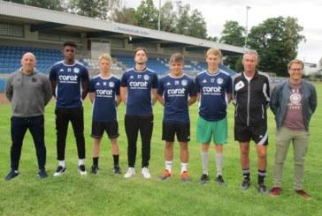 Trainingsauftakt der HSC-Reserve: Viel Respekt vor neuer Bezirksliga-Saison