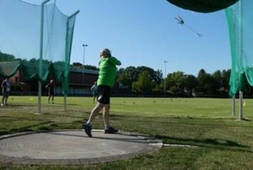 1. Kettenwurf-Vereinsmeisterschaft als Novum beim SuS Oberaden