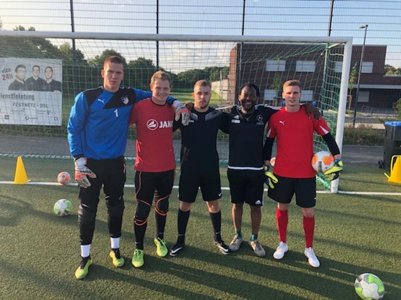 Toni Tuklan neuer Torwarttrainer beim FC Overberge