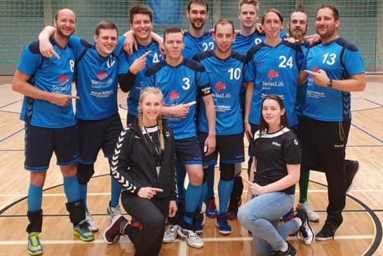 Herren des CVJM Kamen verteidigen World Cup-Titel