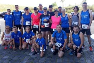 Hitzeschlacht am Förderturm in Bönen – Lauf Team Unna teilnehmerstärkste Mannschaft – Sechs-Stunden-Lauf