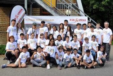 Sommercamp 2019 des KreisSportBund Unna e.V. erneut ein Erfolgserlebnis