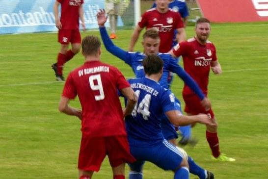 HSC bleibt Punkt verwehrt – Dienstag Test beim Werner SC