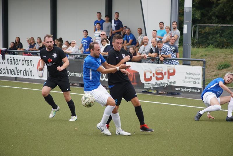 Fußball-Kreisliga A2: TSC Kamen und Königsborner SV starten mit jeweils neun Toren