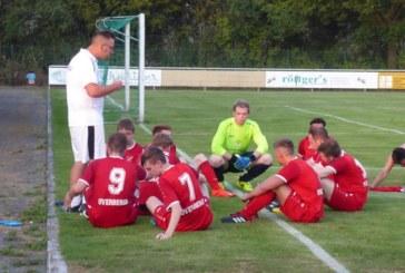 Werner SC Finalsieger beim eigenen Volksbank-Cup – FC Overberge und VfL Kamen II 2:2