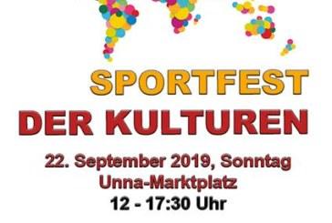 Premiere für das Sportfest der Kulturen des KSB Unna