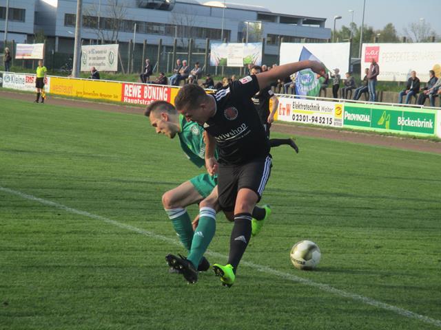 Schwung aus Pokal-Kantersieg nach Rheine mitnehmen