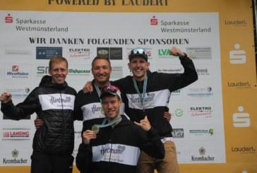 Hartman Tri Team feiert Aufstieg und Meistertitel
