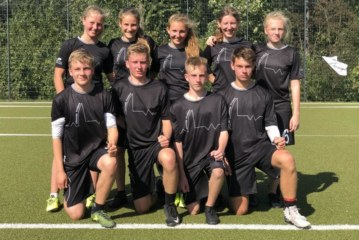 TV Südkamen ein guter Ausrichter der Deutschen Meisterschaft aus – Erfolgreiche Frisbee-Teams