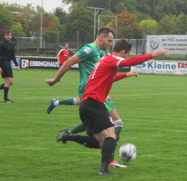 HSC nach 2:1-Heimsieg gegen Regionalliga-Absteiger Kaan auf Platz elf