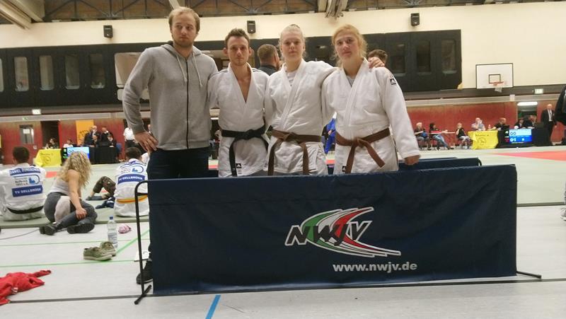 JCH-Judoka Lea Reinecke und Niklas Lukai qualifizieren sich für die DM in Stuttgart