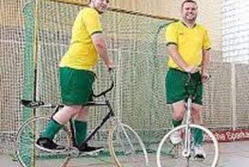 Saisonauftakt für die Radballer