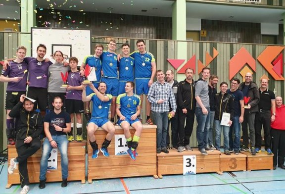 Zwei Mal Silber und ein Mal Bronze für Kamener Indiacas bei der deutschen CVJM-Meisterschaft
