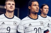 Neues Heimtrikot der deutschen Nationalmannschaft erhältlich