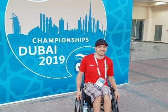 Denis Schmitz liebäugelt mit einer WM-Medaille