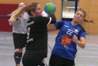 Frauen-Landesliga: KSV und TuRa auf den Plätzen eins und zwei