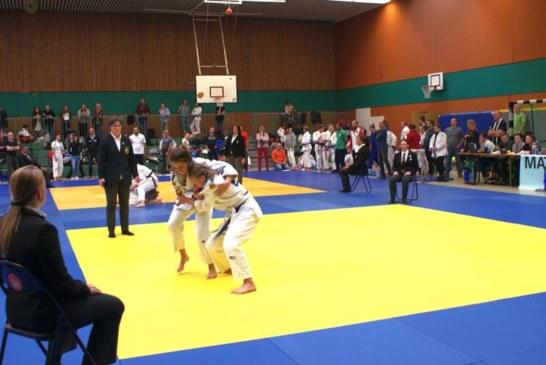 Die besten weiblichen U17Judoka Deutschlands kämpfen in der Hilgenbaumhalle
