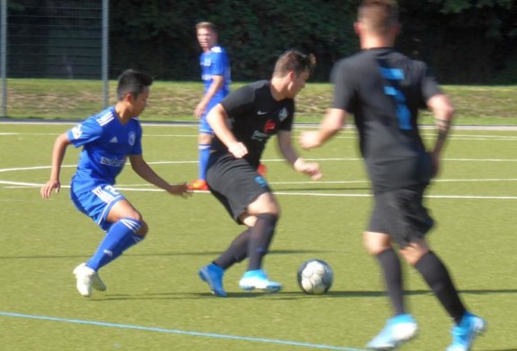 Fußball-Kreisliga A2: Spitzenreiter TSC Kamen nimmt die Hürde am Römerberg – Zwei Duman-Tore