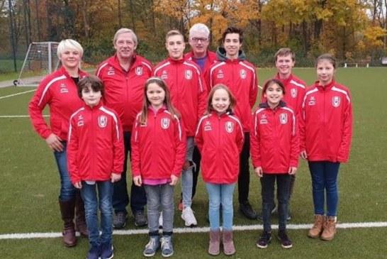 Erfolgreiche RWU-Leichtathleten ausgezeichnet