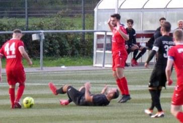 Fußball-Kreisliga A1: Robin Gessinger mit spätem Tor bringt Bönen auf die Siegerstraße
