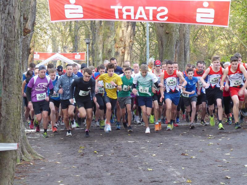 Rund 450 – TV Unna steigert beim 31. Kurparklauf die Teilnehmerzahl