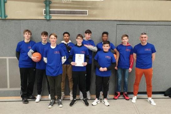 Landessportfest der Schulen: Der KSB Unna ermittelt Kreismeister im Basketball