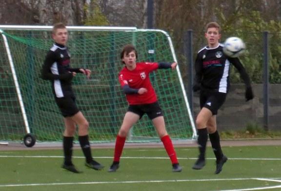 Overberger Sven Steffen beim 17:0-Kantersieg achtfacher Torschütze