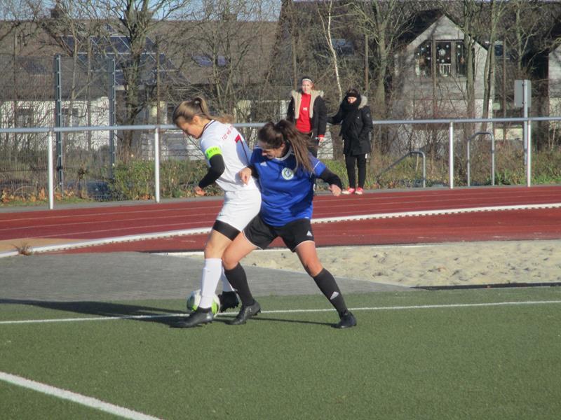 20:0 – RW Unna-Frauen Spitzenreiter und auf Aufstiegskurs