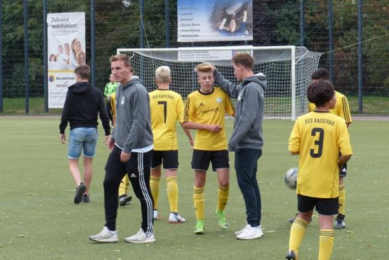 Führungswechsel in der A-Junioren Bezirksliga – HSC verdrängt Kaiserau