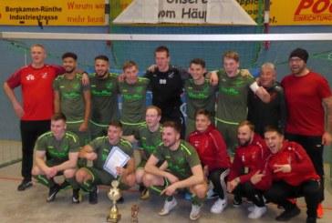 FC Overberge ungeschlagen Bergkamener Stadtmeister