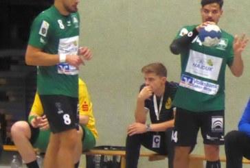SuS-Handballer mit viertem Spiel in Folge ohne Niederlage