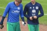Marcel Duwe mit Comeback im HSC-Dress im Test bei Borussia Dröschede