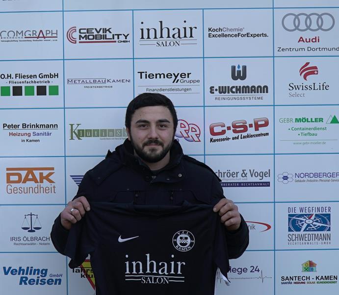 Engin Duman schießt in der neuen Saison Tore für den VfL Kamen