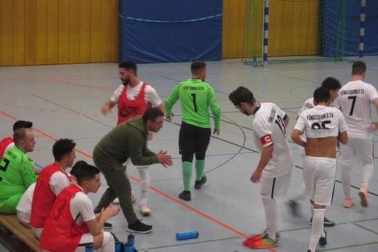 Futsal: Deportivo will Wiedergutmachung – KSV/CCP möchte Spitzenreiter stürzen
