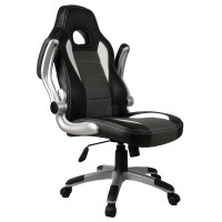 High Back Adjustable Office Chair Rolling Office Chair For ...
