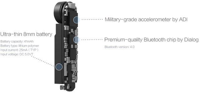 Xiaomi Mi Band: una pulsera de actividad barata pero muy