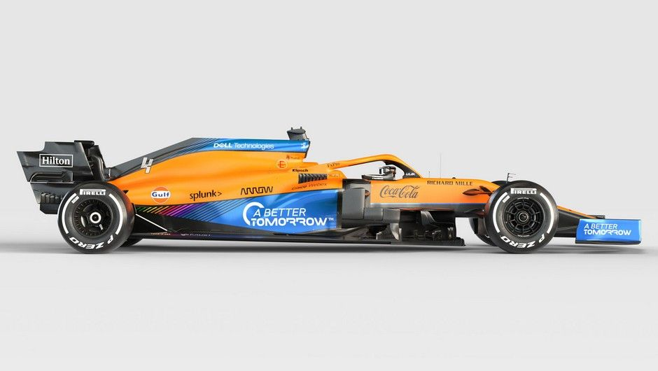 2021 MCL35M side profile