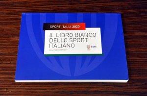 Presentato a Roma il secondo volume del Libro bianco dello Sport Italiano