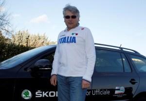 Il tecnico della U23 strada di ciclismo Marino Amadori