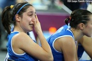 Eurobaslet 2013: la delusione per la sconfitta