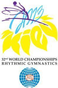 logo mondiali ritmica
