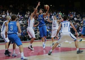 European Basketball Tour: Italia vs Israele